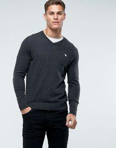 9582024ac0d Las 33 mejores imágenes de Men's Pullover :: V-neck pullover (Asos ...