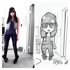 Chibi Sunglasses by Banzchan.deviantart.com on @deviantART