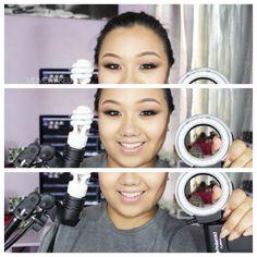 How I make my beauty videos -my filming equipment , lights , camera, edi...