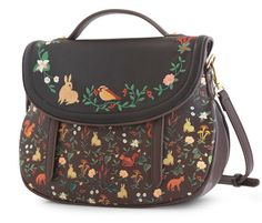 http://Aliexpress.com : Buy Vintage embroidery Saddle Floral Flap Cover Bags Leather…