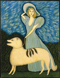 morris hirshfield artist - Google Search