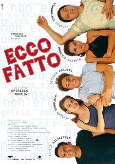 """""""Ecco fatto"""", regia Gabriele Muccino, distribuito da Mikado, design internozero comunicazione"""
