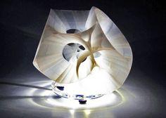 3D-Printed Levitating LED Lamp