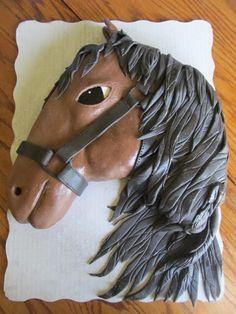 Horse Cake :)