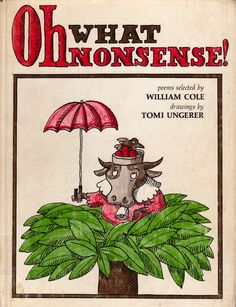 my vintage book collection (in blog form).: Tomi Ungerer