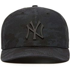 New Era 9FORTY MLB New York Yankees Cap ( 33) ❤ liked on Polyvore featuring 380b742609b