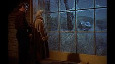 """Subtext or not, """"All That Heaven Allows"""" works great as straight melodrama.  More than anything else, though, """"All That Heaven Allows"""" is simply a stunning visual achievement, with Douglas Sirk employing deeply saturated color and geometrical compositions (note how often a vertical line separates Cary and Ron in the frame) to rapturous effect."""