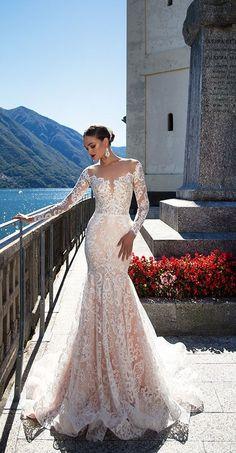 Milla Nova Bridal 2017 Wedding Dresses ariana / http://www.deerpearlflowers.com/milla-nova-2017-wedding-dresses/8/