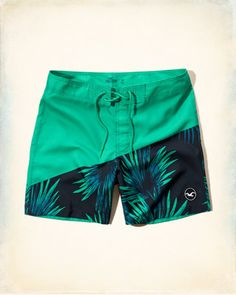 Boardshort Beach Prep Fit