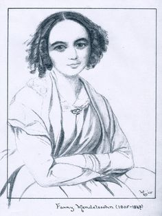 Women Composers - The Long Road to Recognition: Fanny Mendelssohn-Hensel (1805-1847) http://womencomposers.org/composer/show/1
