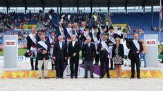 News beim Equistyle Magazine | BRONZE IN AACHEN FÜR DIE DEUTSCHE DRESSUR-EQUIPE | Lest alles über den Mannschafts-Grand Prix 2015, dem Lambertz-Preis, auf unserer Website!