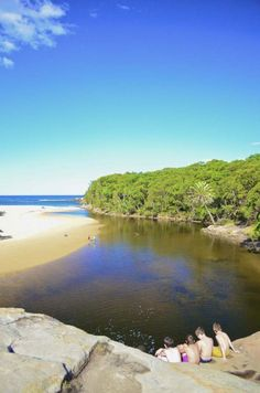 Five Unique Family-Friendly Places for Wild Swimming around Sydney