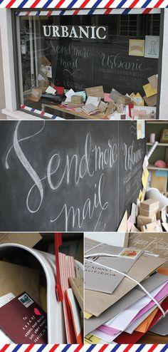 Send More Mail   Urbanic