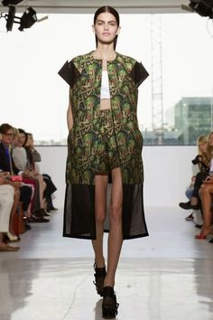 DELPOZO - Spring Summer 2015 - New York Fashion Week