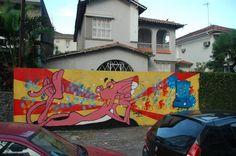 Pink Panther by Arno Santos, SP