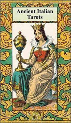 Ancient Italian Tarot: Lo Scarabeo: 9780738700267: Amazon.com: Books