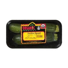 Melissa's Certified Organic Produce Zucchini Squash, 6 Oz (8,42 BRL) ❤ liked on Polyvore featuring food and mercado