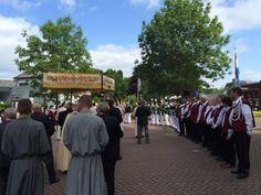 Start processie oud-#Zevenaar #waardig. Zondag 19 juni 2016. Via twitter @anja