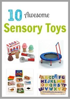 10 products that have helped my autistic child thrive...