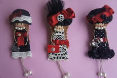 Broches Lucicuques