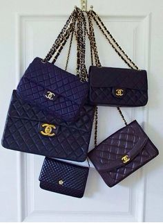 All the Chanel bags!! (except maybe that hula hoop one... haven't seen it? Look it up...its not QT...)