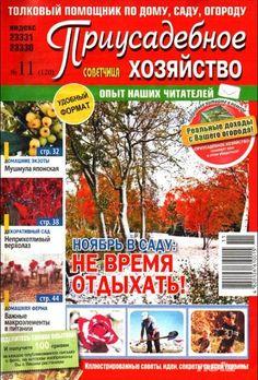 Приусадебное хозяйство №11 декабрь 2011