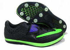 NEW Unisex Nike High Jump Elite Shoes Men's 12 Women's 13.5 NIB 806561-035  $120 #Nike #TrackField