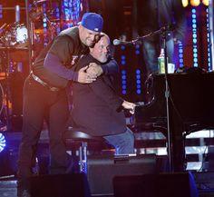 Garth Brooks and Billy Joel 'Live At Shea Stadium'