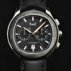 REPOST!!!  Hands On Piaget Polo S Black ADLC / Rubber #sihh2017 http://bit.ly/2plYD2r ⌚ @piaget -----------------------------------------------------------, #piaget #piagetpolos #chronograph #sihh2017 #luxury #luxurywatches #luxurywatch #watch #watches #instawatch #picoftheday #watchoftheday #swissmade #geneve  Photo Credit: Instagram ID @perpetualpassiondotcom