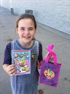 Target Shopkins Halloween bag and Shopkins new movie!