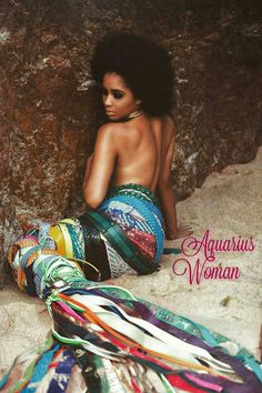 Aquarius Woman~