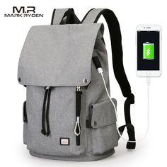 MarkRyden 2017 New Men Backpack Bag Large Capacity Bag For Student School Bag Water Repellent Short Trip Backpack