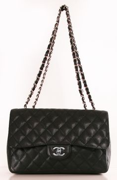 Chanel Shoulder bag...the classic!  Someday...