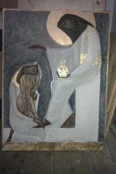 Ivanka Demchuk - Modern Catholic Icon artist