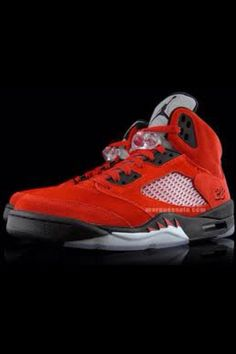 official photos a8eb4 7c266 Reds Raging Bull, Air Jordan Shoes, Nike Air Jordan 5, Jordans 2018,