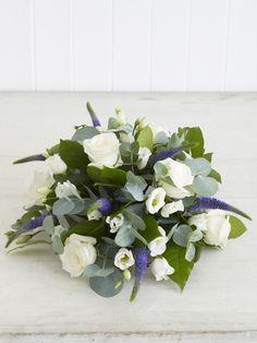 How to Make a Floral Foam Arrangement