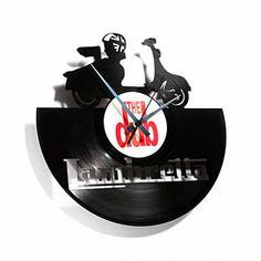 Orologio Lambretta by Disc'O'Clock