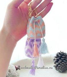 (무료 공개 도안) 장식용 미니 가방 : 네이버 블로그