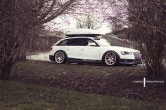 Audi A4 Allroad Quattro RPI Equipped //