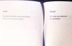 In stillen Nächten by Till Lindemann. Wszystko piękne. Na swój dziwaczny sposób. Czyli tak jak lubię.