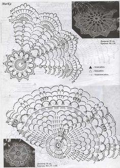 Мода и модель - вязание крючком 12-2008 016