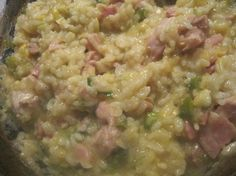 Simple tasty risotto, so easy to make.
