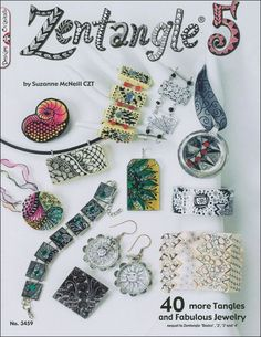 book - design originals zentangle 5
