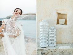 Extravagant Destination Wedding at Mykonos ✰ Hochzeitsguide - Fine Art Wedding Blog Wedding Vendors, Wedding Blog, Destination Wedding, Wedding Planning, Silk And Willow, Ceremony Arch, Chuppah, Island Weddings, Mykonos