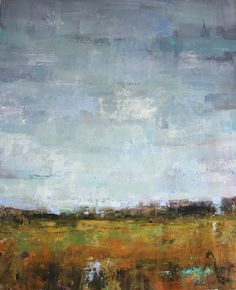 Field, 24x20 inches, oil on canvas