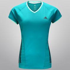 PLAYERA ADIDAS SUPER NOVA Camisetas Deportivas Mujer 5b3e3d85e21e5