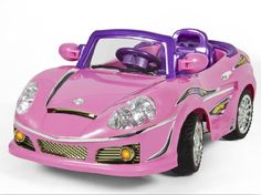 Walmart: Ride On Car Kids W/ Remote Power Control RC Big Motor Pink I'm sure Scarlett would LOVE this for her birthday! I love that it has a remote so you can control the car for them. Power Wheel Cars, Power Wheels, Rc Remote, Remote Control Cars, Radio Control, Big Battery, Kids Ride On, Ride On Toys, Outdoor Toys