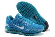 http://www.bejordans.com/free-shipping-6070-off-sale-2014-new-air-max-2013-running-shoes-for-men-blue-7wkjd.html FREE SHIPPING! 60%-70% OFF! SALE 2014 NEW AIR MAX 2013 RUNNING SHOES FOR MEN BLUE 7WKJD Only $95.00 , Free Shipping!