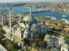 Top 10 Mosques of Istanbul Turkey