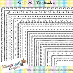 Items similar to 11 Indian Tribal borders, Doodle Clip Art Set, Creative clipart digital borders for scrapbooking, cardmaking on Etsy Page Borders, Borders And Frames, Classroom Borders, Classroom Ideas, Classroom Clipart, Creative Teaching, Teaching Ideas, Teaching Resources, Commercial Printing